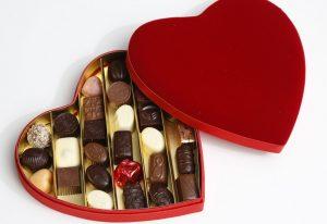 Luxe geschenkverpakking 'Fluwelen Hart'