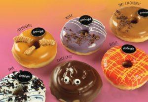 Donuts, per smaak
